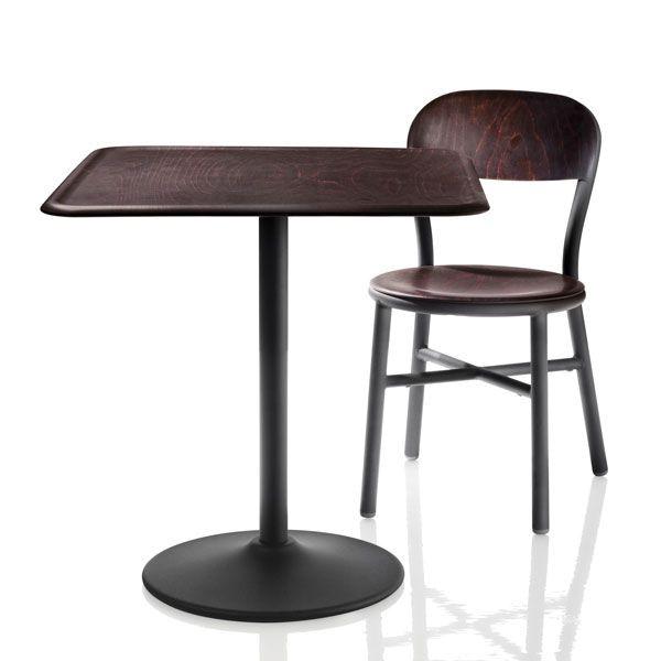 Magis Pipe tafel 71x71