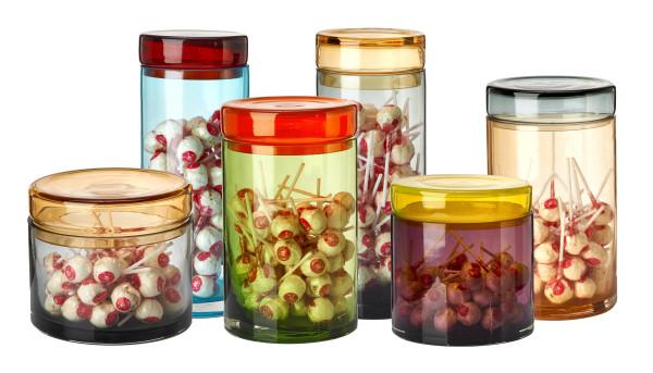 Pols Potten Caps Jars Chic voorraadpotten set van 3