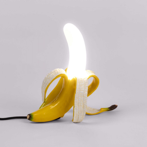 Seletti Banana Louie tafellamp LED