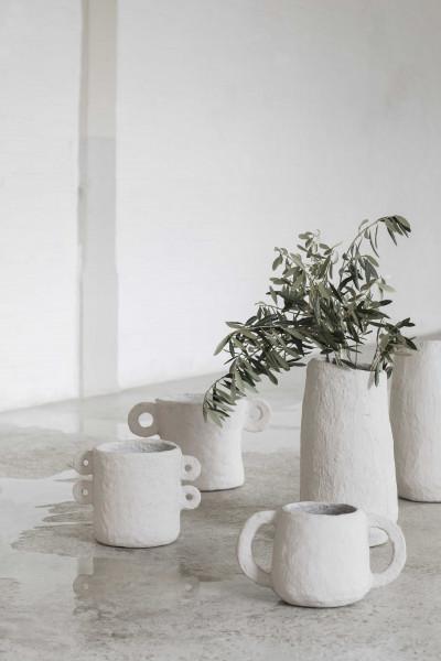 Serax Marie Paper Mache plantenbak large