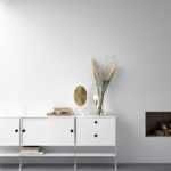 String Furniture Dressoir medium, wit