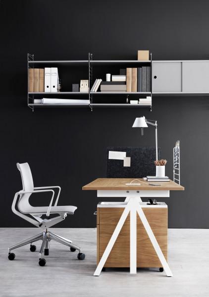 String Furniture Mobile Storage Unit ladekast