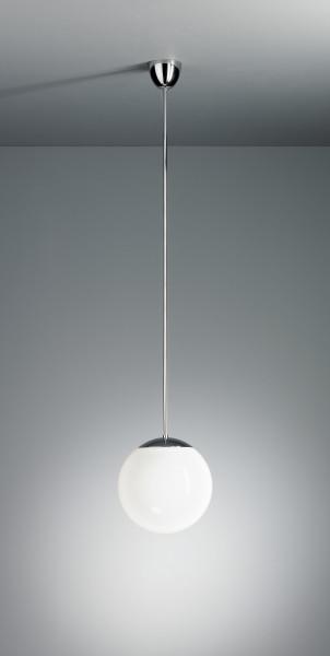 Tecnolumen Pendelleuchte mit Opalkugel 200 hanglamp