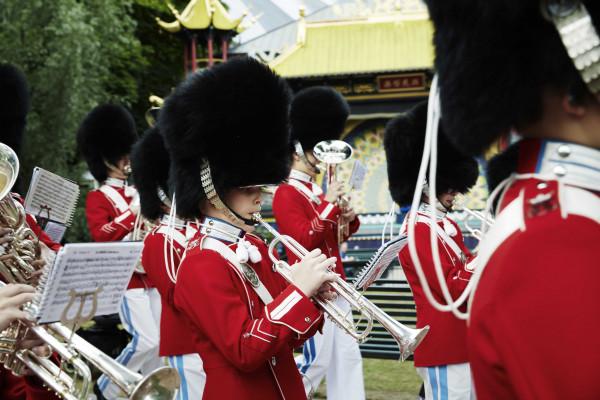 Tivoli Trumpet hanglamp 45x61