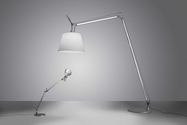 Artemide Tolomeo Maxi booglamp - 3000K
