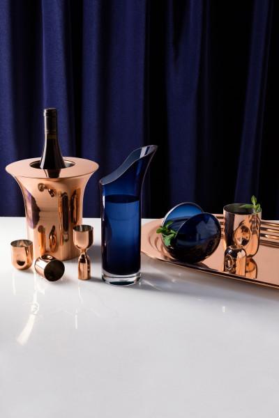 Tom Dixon Plum Moscow Mule glas set van 2
