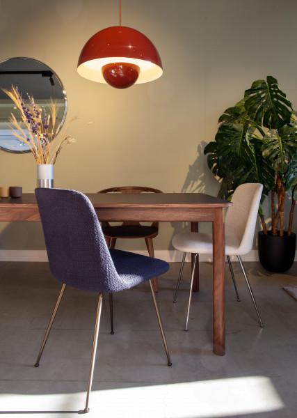 &tradition Rely HW8 gestoffeerde stoel
