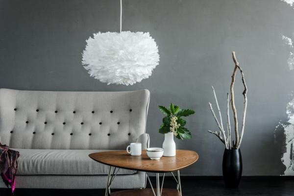 Umage Eos Medium hanglamp wit snoer