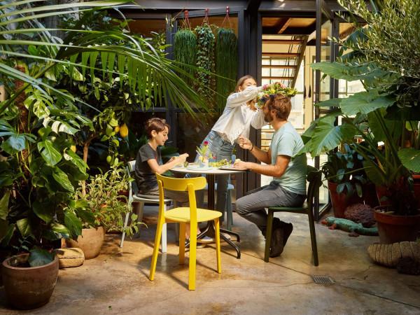 Vitra Belleville Table tafel rond 79