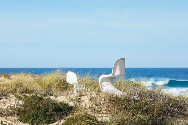 Vitra Panton chair stoel (nieuwe zithoogte)