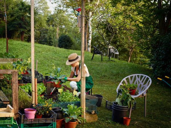 Vitra Vegetal tuinstoel