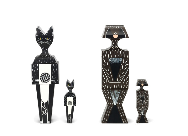 Vitra Wooden Dolls Dog large collectors item