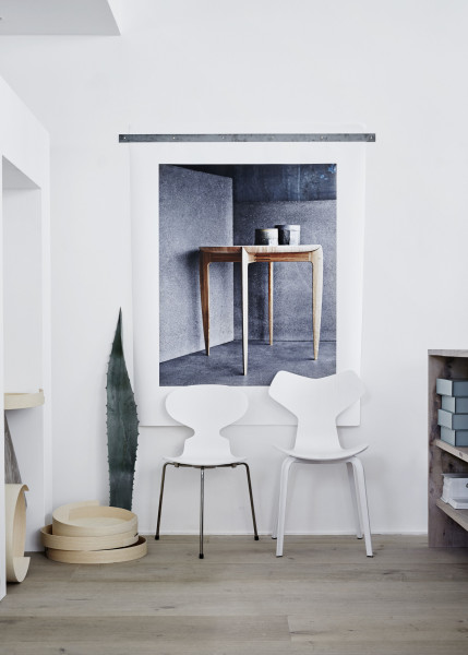 Fritz Hansen Wednesday Architecture 7 dienblad