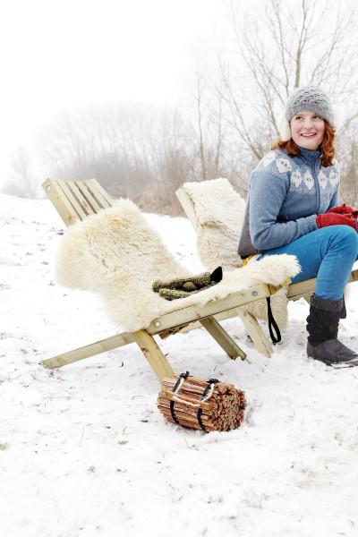 Weltevree Fieldchair fauteuil
