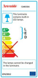 Artemide Pirce Micro Parete wandlamp LED 3000K - zacht wit
