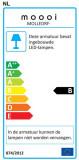 Moooi Raimond R61 Tensegrity vloerlamp LED
