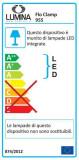 Lumina Flo clamp bureaulamp LED 2700K