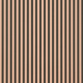 Ferm Living Behangstaal Thin Lines Green/Rose