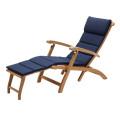 Skagerak Kussen voor Steamer Deck Chair ligstoel Marine