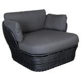 Cane-Line Basket Lounge fauteuil