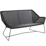 Cane-Line Breeze 2-zits loungebank