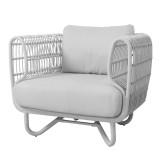 Cane-Line Nest Outdoor lounge fauteuil