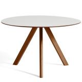 Hay Copenhague CPH20 tafel 120cm, gelakt walnoot