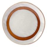 HKliving 70's Ceramic Dessert bord set van 2