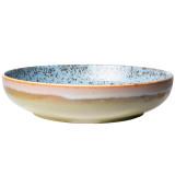 HKliving 70's Ceramic Salade schaal