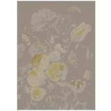 KEK Amsterdam Golden Age Flowers behang behang gold metallic grey