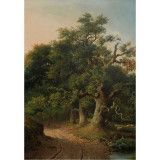 KEK Amsterdam Golden Age Landscapes IV behang