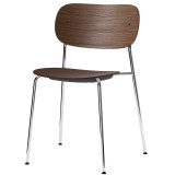 Menu Co Chair stoel chroom