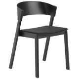 Muuto Cover Side Chair Eetkamerstoel gestoffeerd