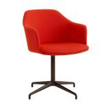 &tradition Rely HW41 gestoffeerde stoel met zitkussen