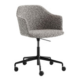 &tradition Rely HW55 gestoffeerde bureaustoel