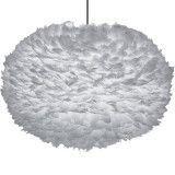 Umage Eos XL hanglamp lichtgrijs