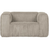 WOOOD Exclusive Bean fauteuil rib
