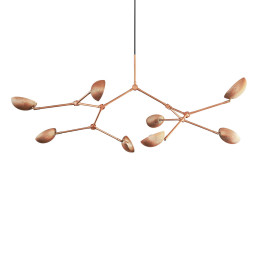 101Copenhagen Drop Chandelier Perforated hanglamp
