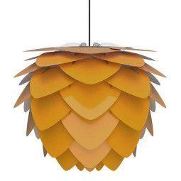 Umage Aluvia hanglamp medium geel