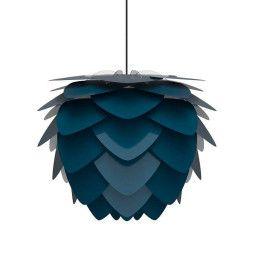 Umage Aluvia hanglamp mini blauw