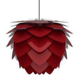 Umage Aluvia hanglamp medium rood