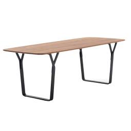 Arco Essential Steel tafel 180x90