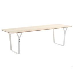 Arco Essential Steel tafel 260x90