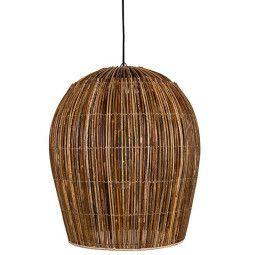 Ay illuminate Rattan bulb hanglamp small