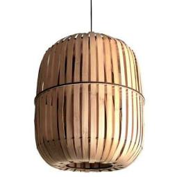 Ay illuminate Wren Bamboo large hanglamp