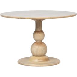 BePureHome Blanco tafel rond 120