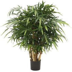 Designplants Buddha Bamboe Deluxe kunstplant 125