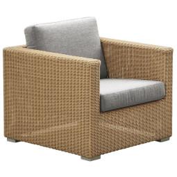 Cane-Line Chester Lounge fauteuil naturel