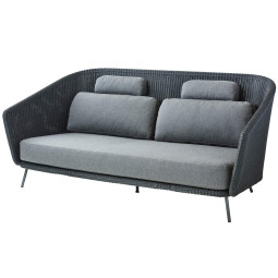 Cane-Line Mega 2-zits loungebank