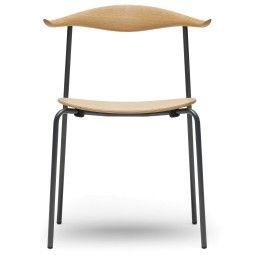 Carl Hansen & Son CH88T Powdercoated stoel